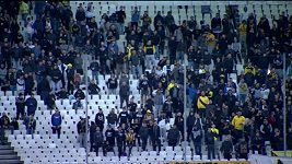 Tomáš Pekhart dal v řecké lize dva góly a pomohl aténskému AEK k výhře 5:0 nad Kerkyrou.