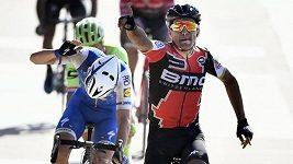 Sestřih cyklistického závodu Paříž - Roubaix