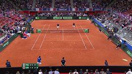 Mahut v Davis Cupu