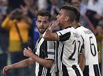 Čtvrtfinále fotbalové Ligy mistrů: Juventus - Barcelona 3:0