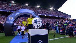 Sestřih zápasu Atlético Madrid - Leicester