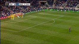 David Villa a jeho gól