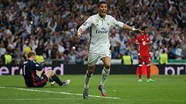 Sestřih Real Madrid - Bayern Mnichov