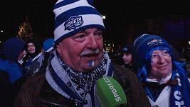 Brněnští fanoušci o mistrovském titulu