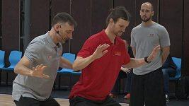 Trenér z NBA učí české kouče