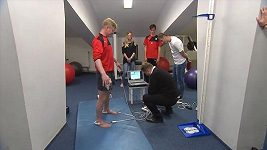 Měření tuku a svalů v RFA