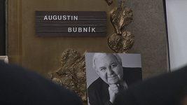 Pohřeb Augustina Bubníka