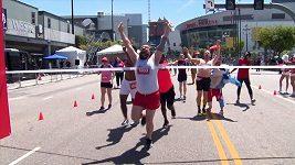 Nejpomalejší maraton světa