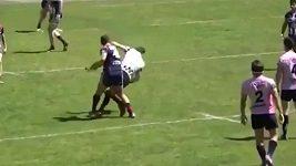 Hráč ragby sestřelil rozhodčího jednou ranou