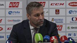 Josef Jandač oznamuje nominaci hokejové reprezentace na MS