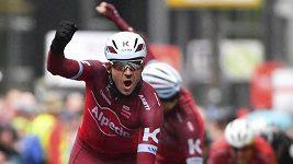 Jednorázový závod Eschborn-Frankfurt vyhrál Kristoff
