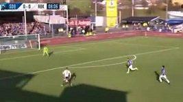 Bendtnerův gól v norské lize