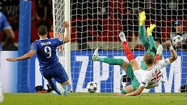 První semifinále Monako - Juventus