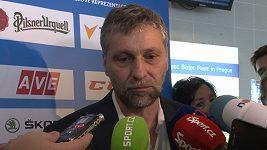 Trenér Josef Jandač je před MS až moc klidný
