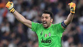 Sestřih zápasu Ligy mistrů Juventus - Monako