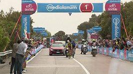 Sestřih 7. etapy Giro d´Italia