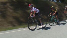 Cyklista Rafal Majka vyhrál druhou etapu závodu Kolem Kalifornie