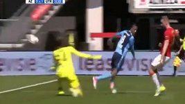Živkovičův gól v nizozemské lize
