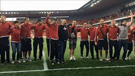 Futsalisté Slavie postupili do finále