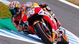 Jack Miller přestál ve zdraví hrozivý karambol v MotoGP