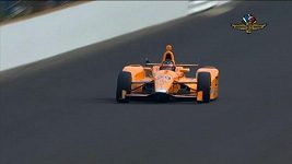 Kvalifikace na Indy 500