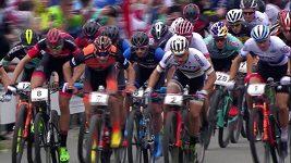 SP na horských kolech v Novém Městě - muži Elite