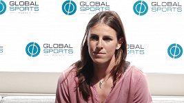 Zuzana Hejnová se na první start pod otevřeným nebem připravuje s novou trenérkou