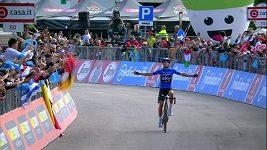 Landa ovládl 19. etapu Gira