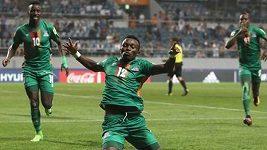 Sestřih utkání Zambie -Německo na MS dvacítek