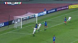 MS do 20 let: Itálie - Francie 2:1
