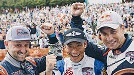 Úspěch českých pilotů v Japonsku