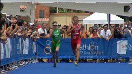 V triatlonu v Itálii bodovalo Švýcarsko