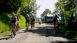 Šestou etapu cyklistického závodu Critérium du Dauphiné ovládl ve spurtu Jakob Fuglsang
