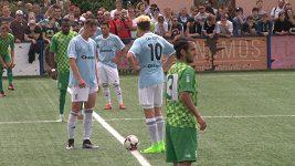 Lavi nastoupil do zápasu za Vyšehrad