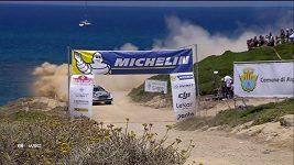 Italskou rallye vyhrál Estonec Tänak
