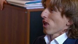 Luka Modrič u soudu