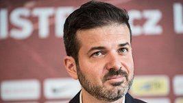 Nový trenér Sparty Stramaccioni