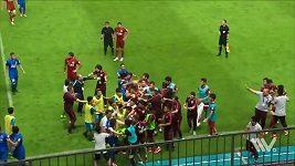 Oscar vyvolal šarvátku v čínské lize