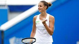 Plíšková vyhrála turnaj v Eastbourne