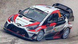 Thierry Neuville vyhrál Polskou rallye (ilustrační foto)