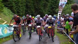 Sestřih závodu SP v Lenzerheide