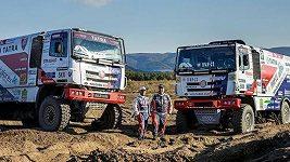 Sestřih 2. etapy Rallye Hedvábné stezky