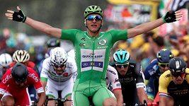 Němec Kittel ovládl závěr desáté etapy Tour de France
