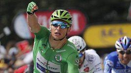 Marcel Kittel opanoval i 11. etapu Tour de France
