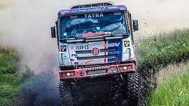 Sestřih 5. etapy Rallye Hedvábná stezka