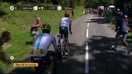 Tour de France - 13. etapa, vítězný Francouz Barguil