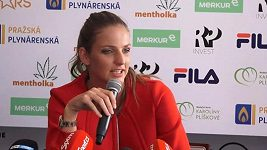 Karolína Plíšková o nové pozici světové jedničky