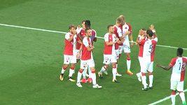 Slavia porazila v přípravě Nice