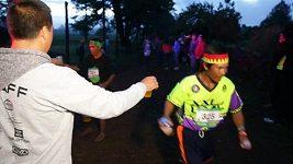 Ultramaratónu v mexickém pohoří Sierra Tarahumara se účastnily stovky běžců