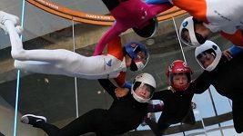 V Madridu se konal šampionát v indoor skydivingu
